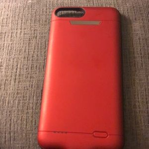 Accessories - iPhone 8 Plus battery charge case